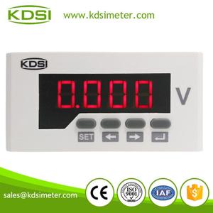 数字显示电压测量仪表BE-96*48 DV200V电源220V
