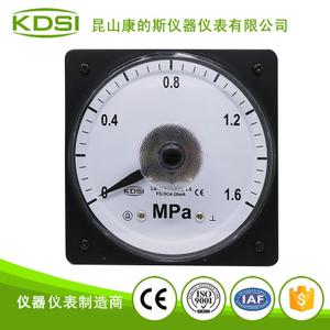 指针式直流压力表LS-110 4-20mA1.6MPa