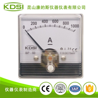 指針式直流電流表 BP-60N DC75mV 1000A 電焊機專用表頭