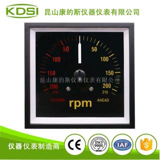 指針式轉速表BE-96W DC10V+-210rpm背光表