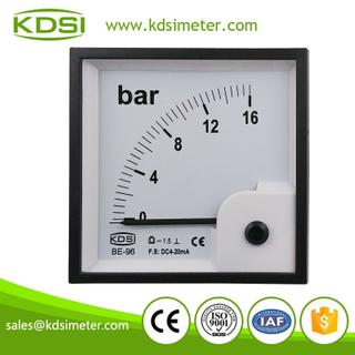 指針式直流電流測量儀 BE-96 DC4-20mA 16bar