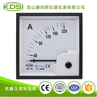 指針式交流電流表BE-96 AC160/5A