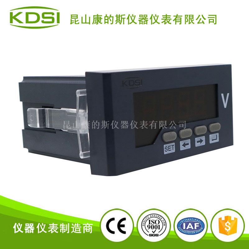 單相測量電壓表BE-96*48 AC450V 220V