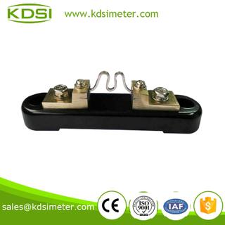 錳銅分流器 BE-100mV 20A
